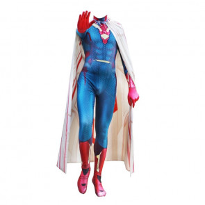 Avengers Vision Cosplay Costume