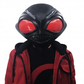 Black Manta Cosplay Helmet Costume