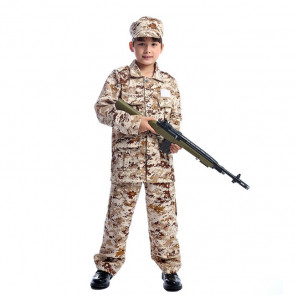 Boys Army Soldier Costume