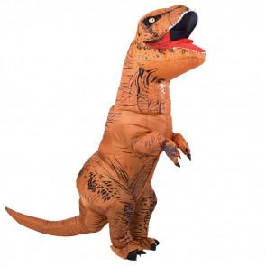 Inflatable T-Rex Dinosaur Costume