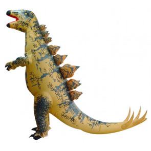 Inflatable Stegosaurus Dinosaur Costume