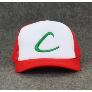 Ash Ketchum Hat Pokemon Go Trainer Cap Hat