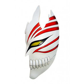 Bleach Cosplay Prop Ichigo Kurosaki Hollow Mask