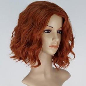 Black Widow Avengers Hair Wig Cosplay