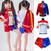 Girls Harley Quinn Complete Cosplay Costume