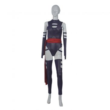 X-Men Psylocke Cosplay Costume