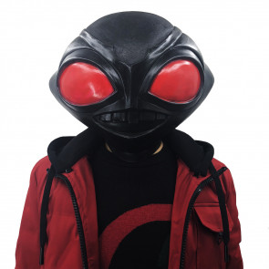 Black Manta Cosplay Helmet Costume