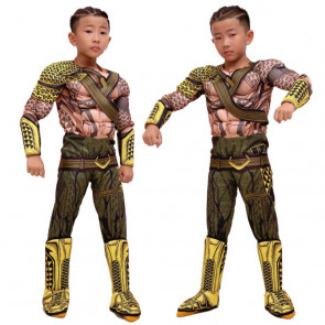 Boys Aquaman Costume