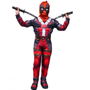 Boys Deadpool Costume