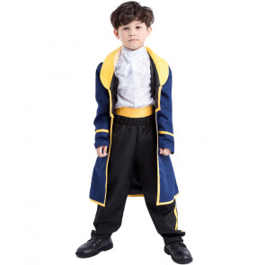 Boys Complete Beast Costume Cosplay High Quality