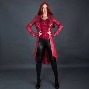 Avengers Endgame Scarlet Witch Costume