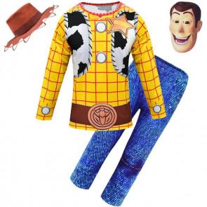 Boys Complete Woodie Costume