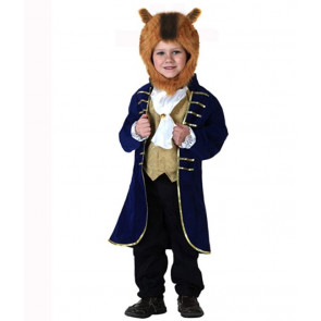 Boys Beast Costume Complete