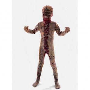 Boys Brain Zombie Costume