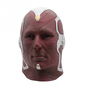 Avengers Vision Mask Cosplay