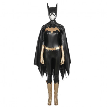 Batman Arkham Knight Batgirl Cosplay Costume
