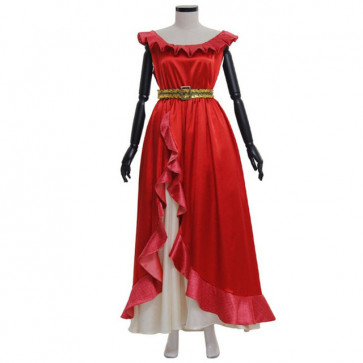Elena of Avalor Complete Cosplay Costume Dress