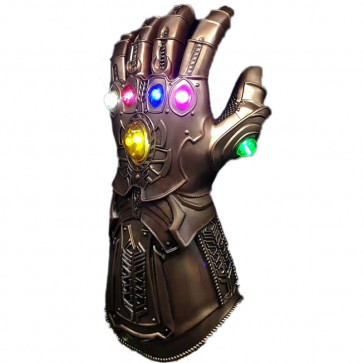 Infinity War Thanos Gauntlet Costume Cosplay