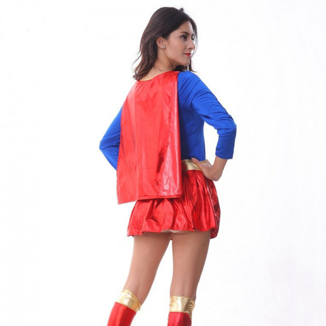 Halloween Sexy Super Women Dress Costume | Costume Party World