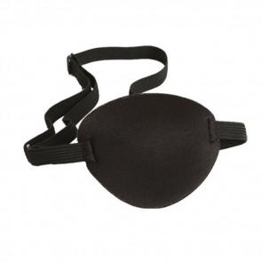 Halloween Prop Pirate Eye Patch Costume 2