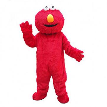 Giant Elmo Mascot Costume