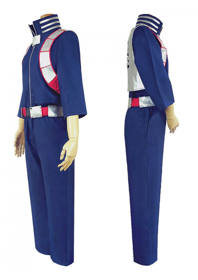 My Hero Academia Todoroki Shoto Anime Cosplay Costume ...