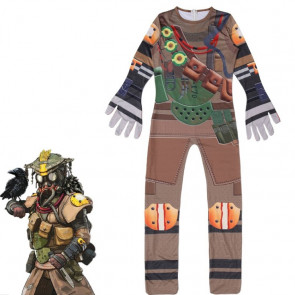 Apex Legends Bloodhound Cosplay Costume