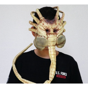 Alien Predator Covenant Facehugger Mask Cosplay Costume