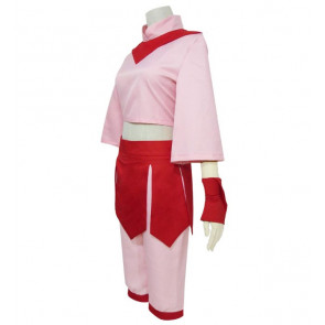 Avatar The Last Airbender Ty Lee Cosplay Costume