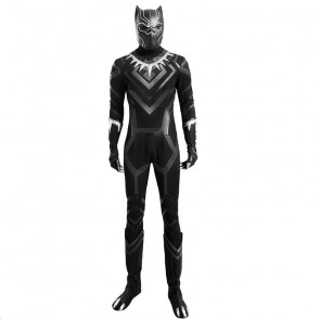 Black Panther Complete Cosplay Costume