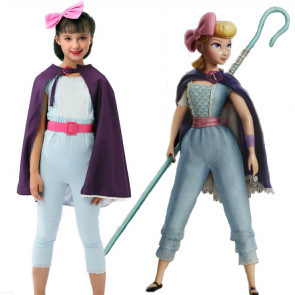 Bo Peep Complete Costume for Girls