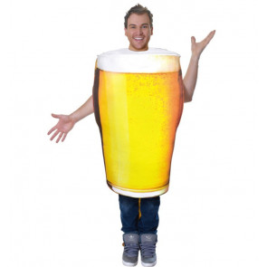 Beer Glass Oktoberfest Costume