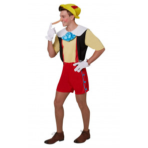 Adult Pinocchio Costume