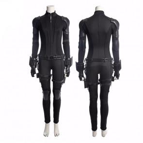 Black Widow Infinity War Cosplay Costume