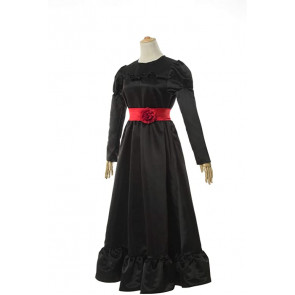 Annabelle Black Dress Cosplay Costume