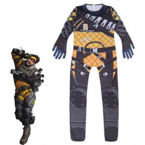 Apex Legends Mirage Cosplay Costume