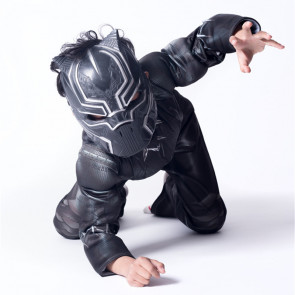 Boys Black Panther Costume