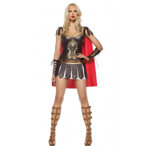 Warrior Princess Goddess Halloween Costume