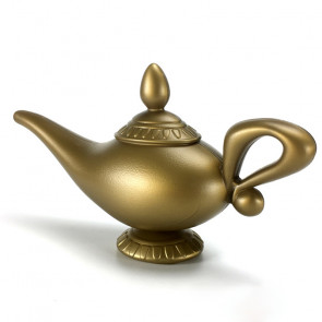 Aladdin Genie Magic Lamp