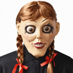 Annabelle Comes Home Mask