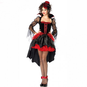 Halloween Sexy Witch Dress Women's Costume