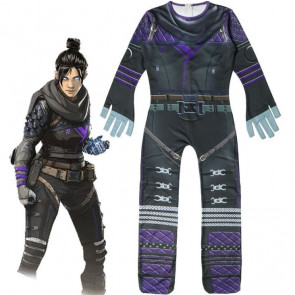 Apex Legends Wraith Cosplay Costume