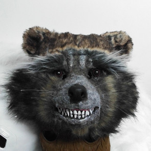 Rocket Raccoon Mask Helmet