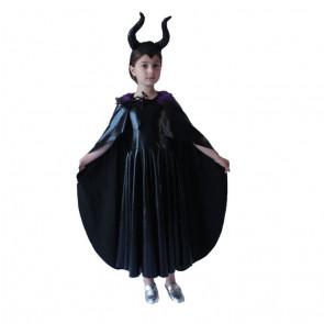 Girls Maleficent Costume