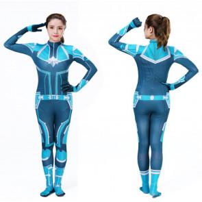 Captain Marvel Kree Costume