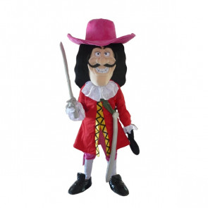 Giant Captain Hook Mascot Costume