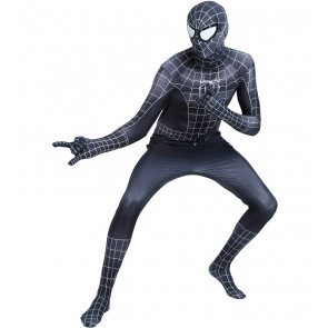 Black Spider Complete Costume Cosplay