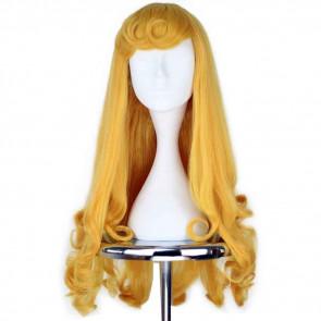 Sleeping Beauty Hair Wig Cosplay
