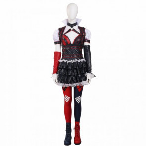Batman Arkham Knight Harley Quinn Complete Cosplay Costume