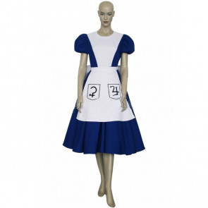 American Mcgee Alice Costume Dress